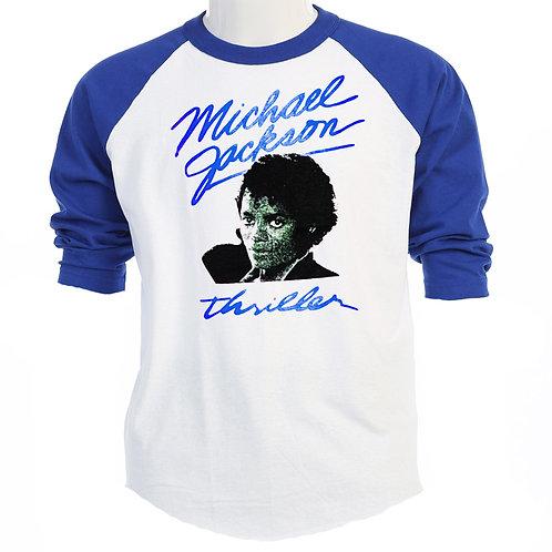"MICHAEL JACKSON, ""Thriller Tour"", Classic T-SHIRT"