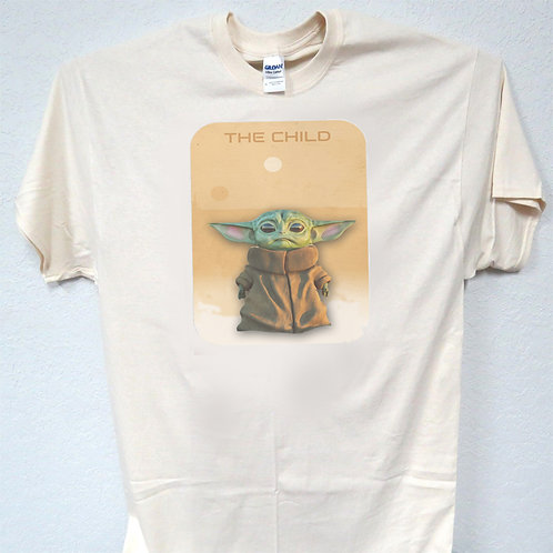 """STAR WARS,The Child"""",Inspired, Mandalorian,Size: S-5XL, MEN'S&YOUTH T-SHIRT,1545"""