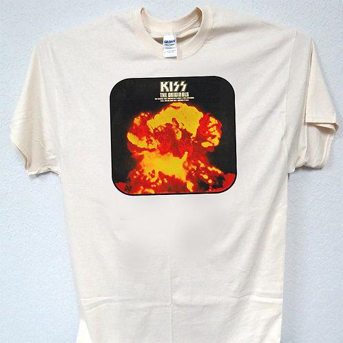 KISS,The Originals,Rare Cover Classic, Sizes 3-5xl, T-Shirt T-320Ivy