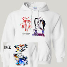 PINK-FLOYD-The-Wall-Tour-1980-034-Nassau-NY-034-White-Hoodie-Pullover-T-1071Wht