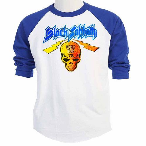 "BLACK SABBATH,Ozzy Years,""1978 Tour"", T-660"