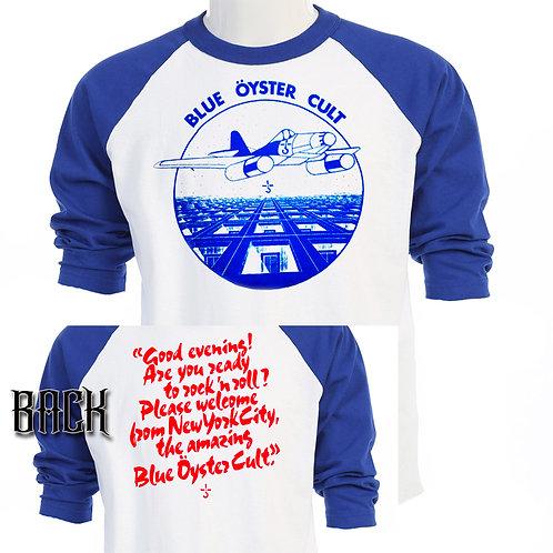 BLUE OYSTER CULT,Secret/Enchanted  80 TOUR T-730
