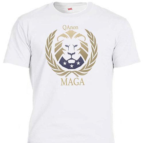 QANON,Q Clearance Patriot,MAGA,Donald Trump T-Shirts Size's ALL SIZES,T-1234