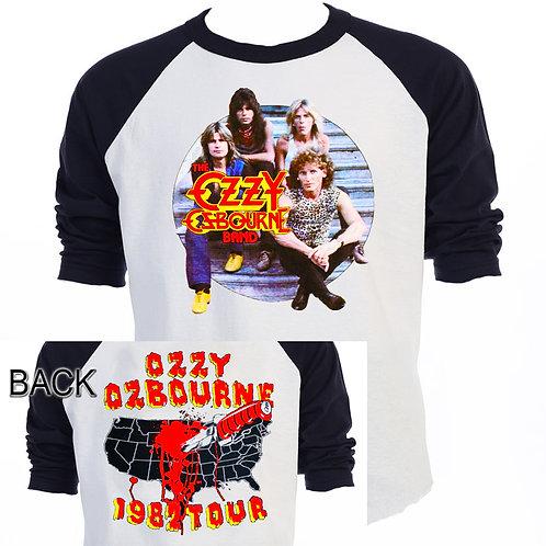 "OZZY OSBOURNE,Diary TOUR ""Band Shot ""T-685"