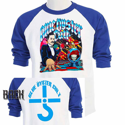 "BLUE OYSTER CULT,BOC ""Agents of Fortune"" T-663"
