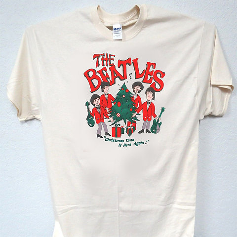 newest style of outlet on sale great deals on fashion THE BEATLES, Cartoon Retro 60's
