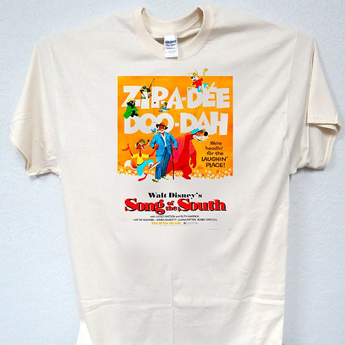 SONG OF THE SOUTH,Disney Retro ART SHIRT