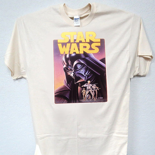 Srat Wars  Old School Desighn, Cool, T-shirtT-1510