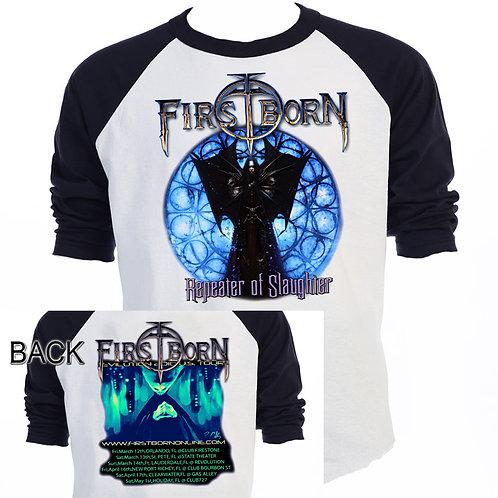 "FIRSTBORN,Power Metal ""Evolution Tour"",w/FREE CD"