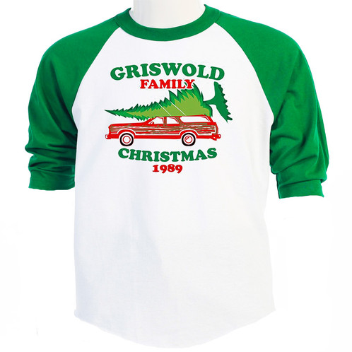 griswold family christmas 1989 t shirt t 1221