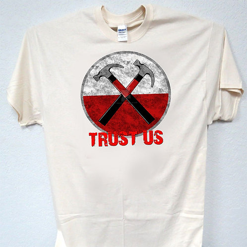 ROGER WATERS,The Wall,Pink Floyd Inspired, T-SHIRT,S-5xl,T-771Ivory