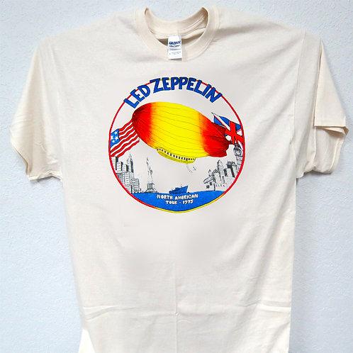 LED ZEPPELIN '1975 US-Tour Retro T-SHIRT