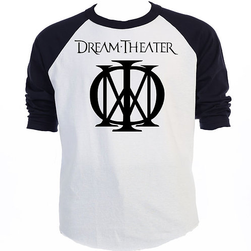 DREAM THEATER, Very Cool!! Retro Baseball & T-Shirts T-1392 L@@K!!