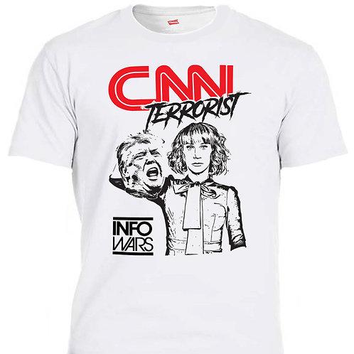 copy of CNN Kathy Griffin Terrorist!!! T-SHIRT,S-5X,T-1178Ivy