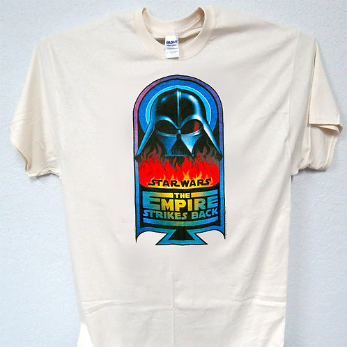 "STAR WARS Empire Strikes Back,""Film Crew Rare"" RETRO T-SHIRT,All Sizes,T-792Ivy"