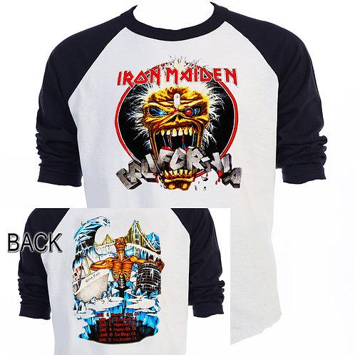 IRON MAIDEN,7th Son,CALIF 1988 TOUR