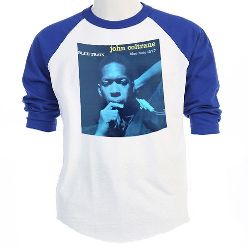 "JOHN COLTRANE,Blue Note ""Classic Album Art"" T-SHIRT,ALL SIZES,T-70Blue"