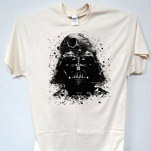 copy of STAR WARS,Inspired Darth Vader ART Retro, T-SHIRT,S,-5X,T-769Ivy
