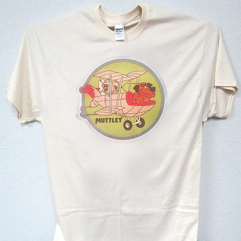 MUTTLEY, Old School Design, Cool, T-Shirt Ivy SIZES S-5XL, T-1495 L@@K
