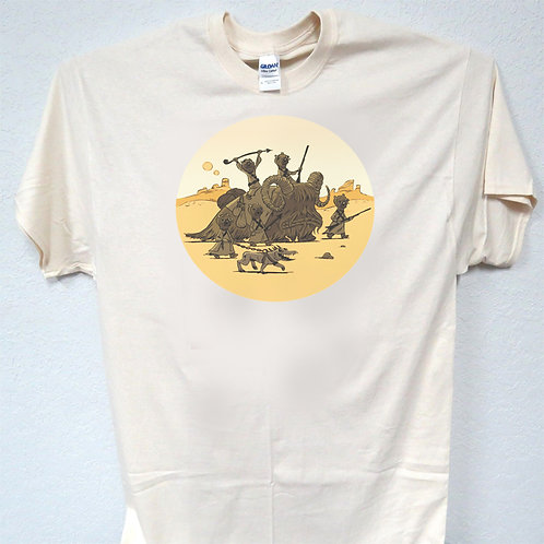 """STAR WARS,Inspired """"Jawas """"Big Score"""""""" Vintage look Awesome T-Shirts Size's S-5X"""