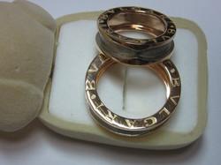 """Золотые обручальные кольца """"Ювелиры"""
