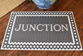Vinyl Rugs - Junction