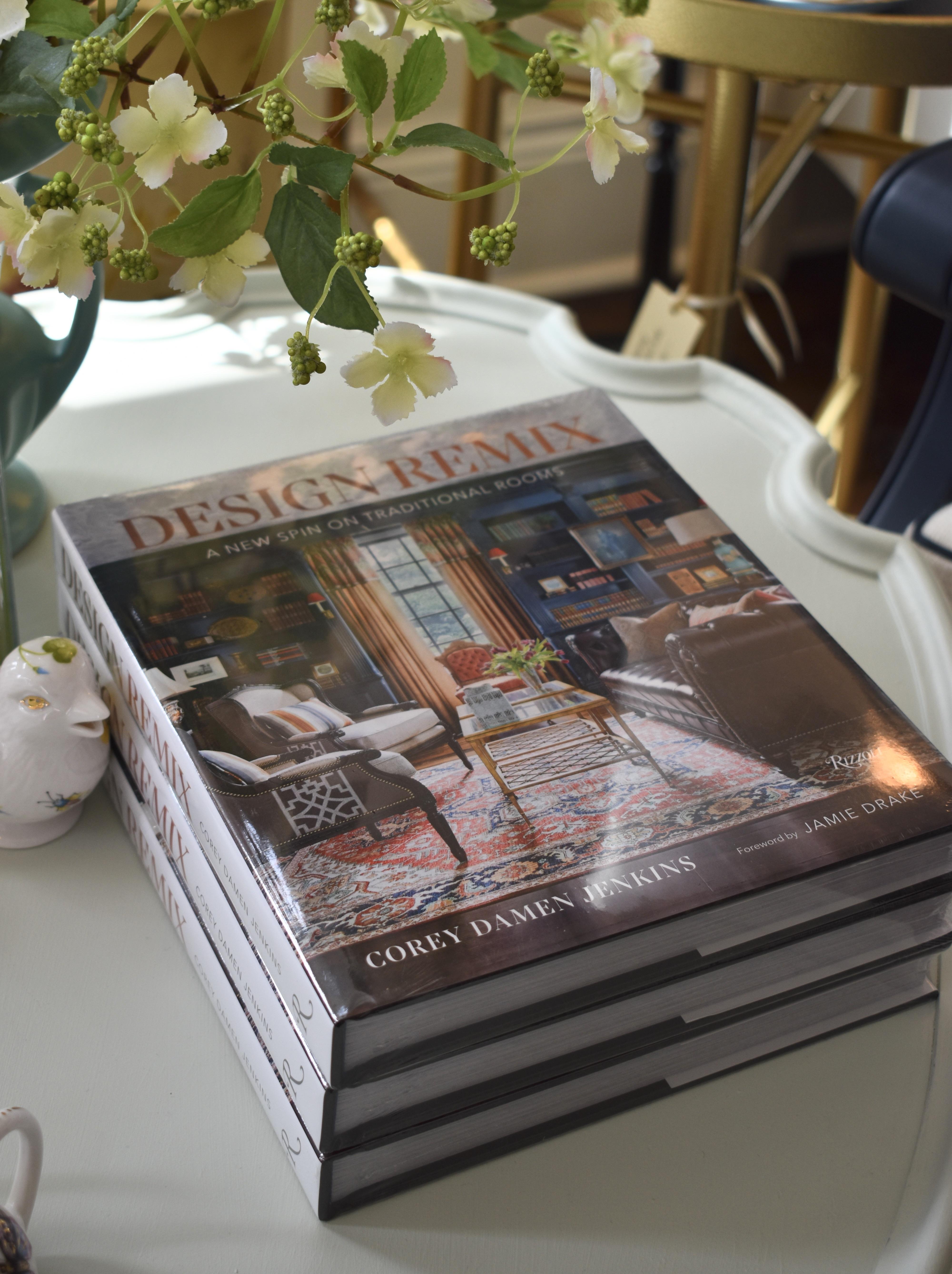 Design Remix Coffee Table Book