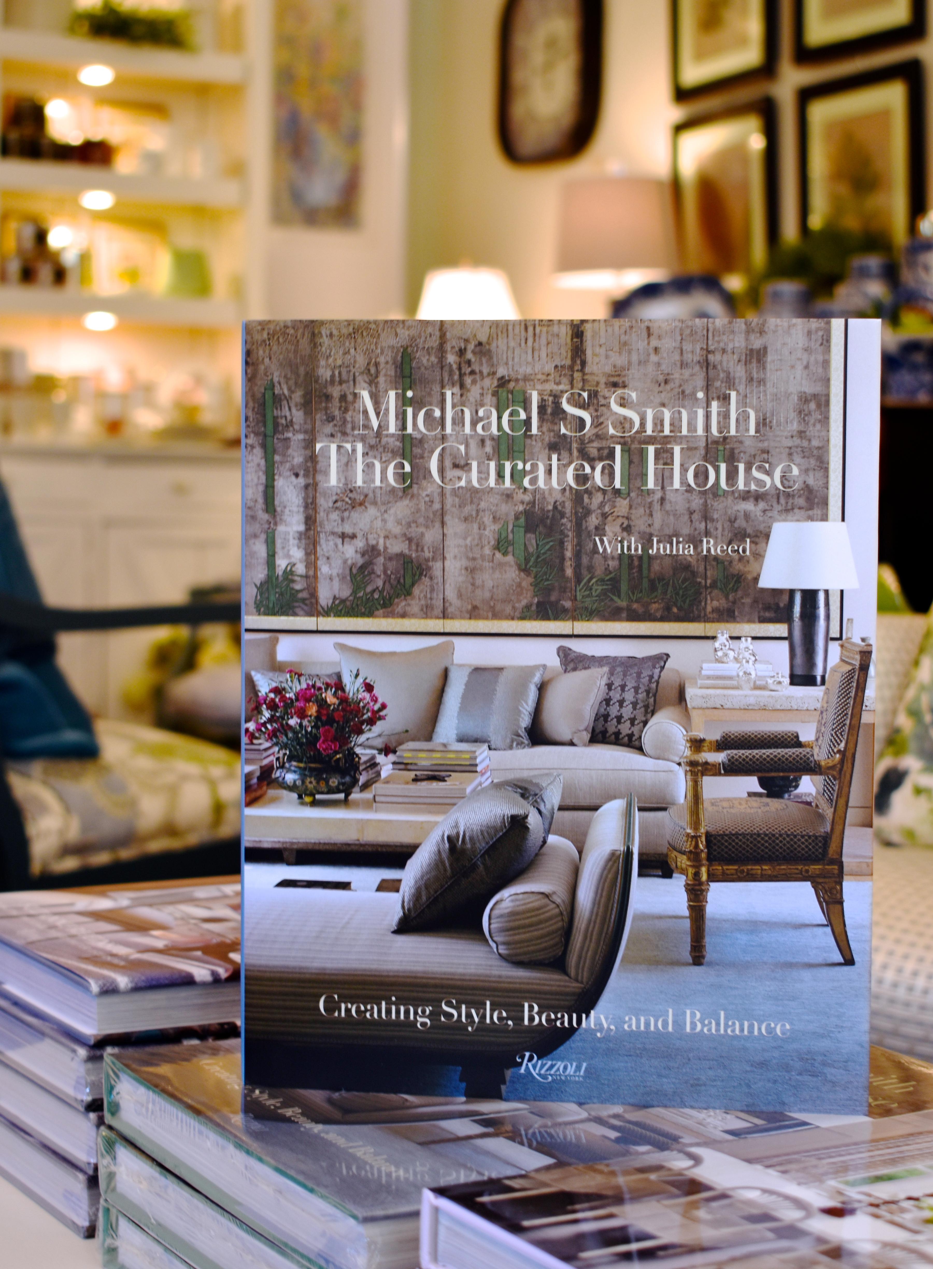 The Curated House
