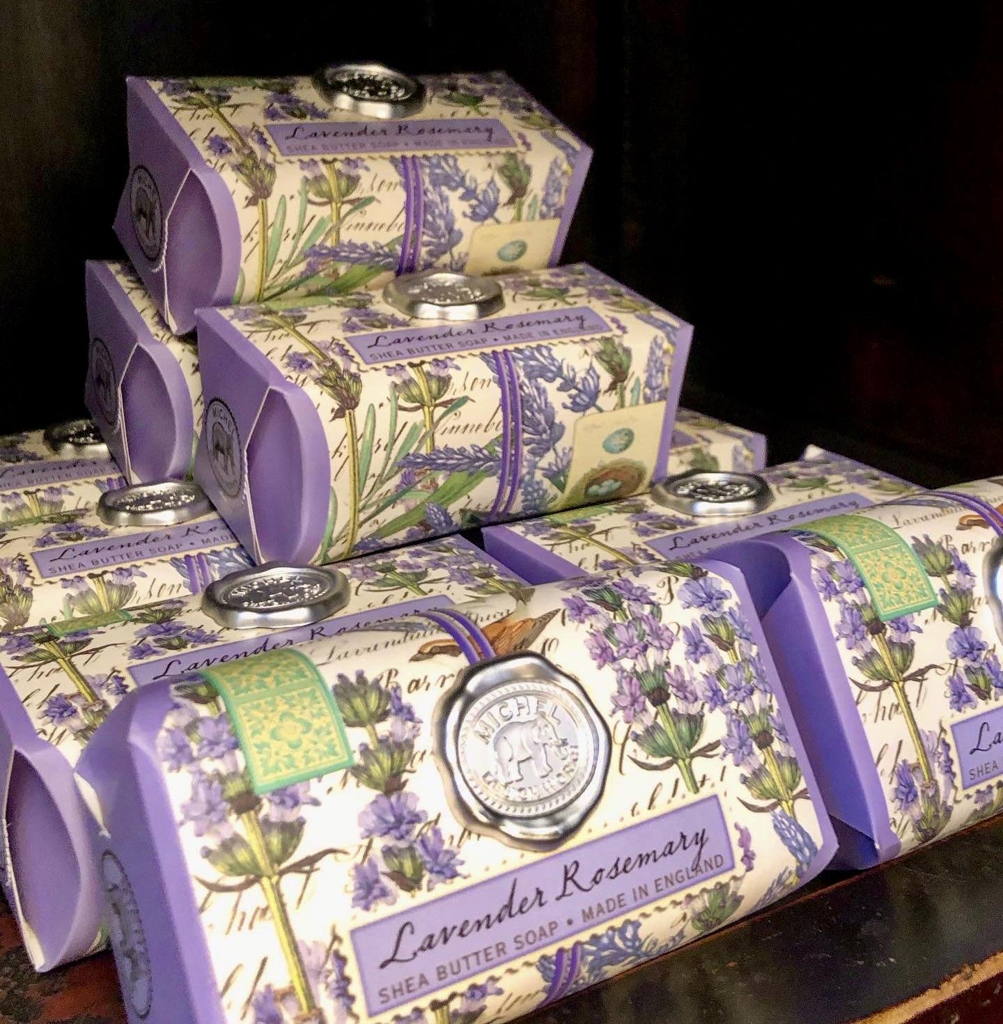 Lavender & Rosemary Shea Butter