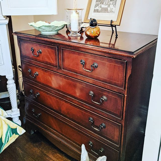 Pair of Matching Vintage Chests