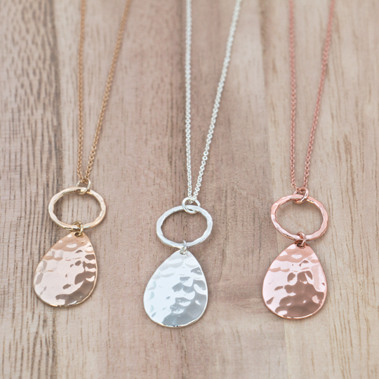 Gold & Silver Plated Necklace