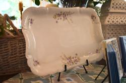 French Ceramic Platter