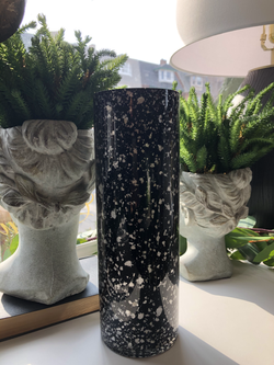MidCentury Crystal Kurata Vase
