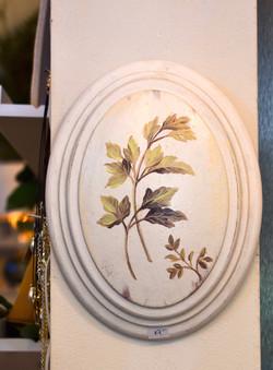 Resin Botanical Wall Art I