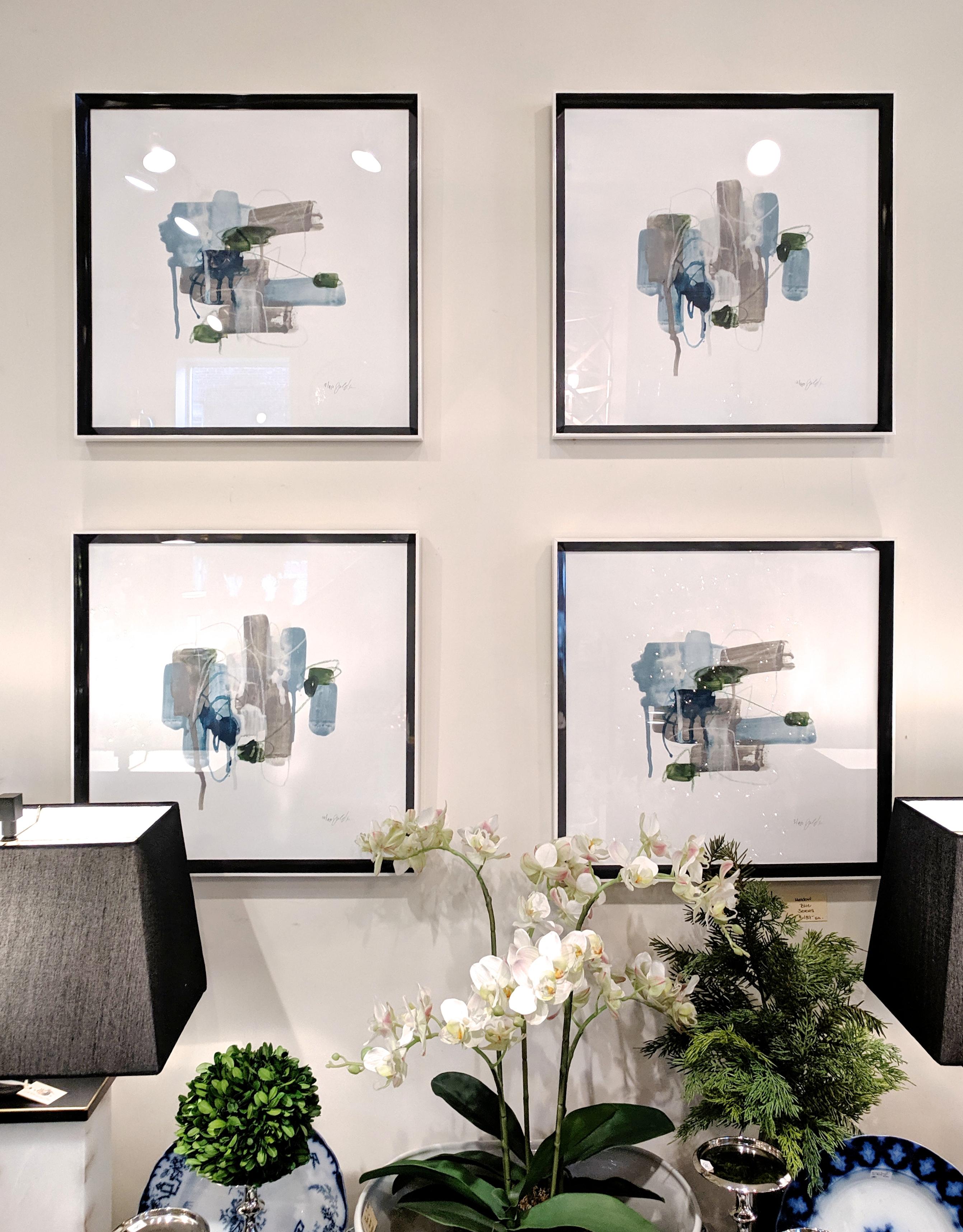 Framed Giclee Prints