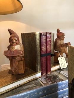 Original Elf on the Shelf Bookends
