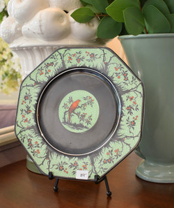Wedgewood Cardinal Plate