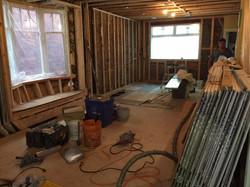Construction - Kitchen