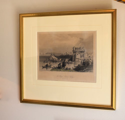 Pair of Beautifully Framed Vintage Prints