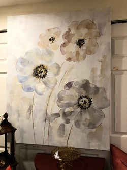Floral Giclee