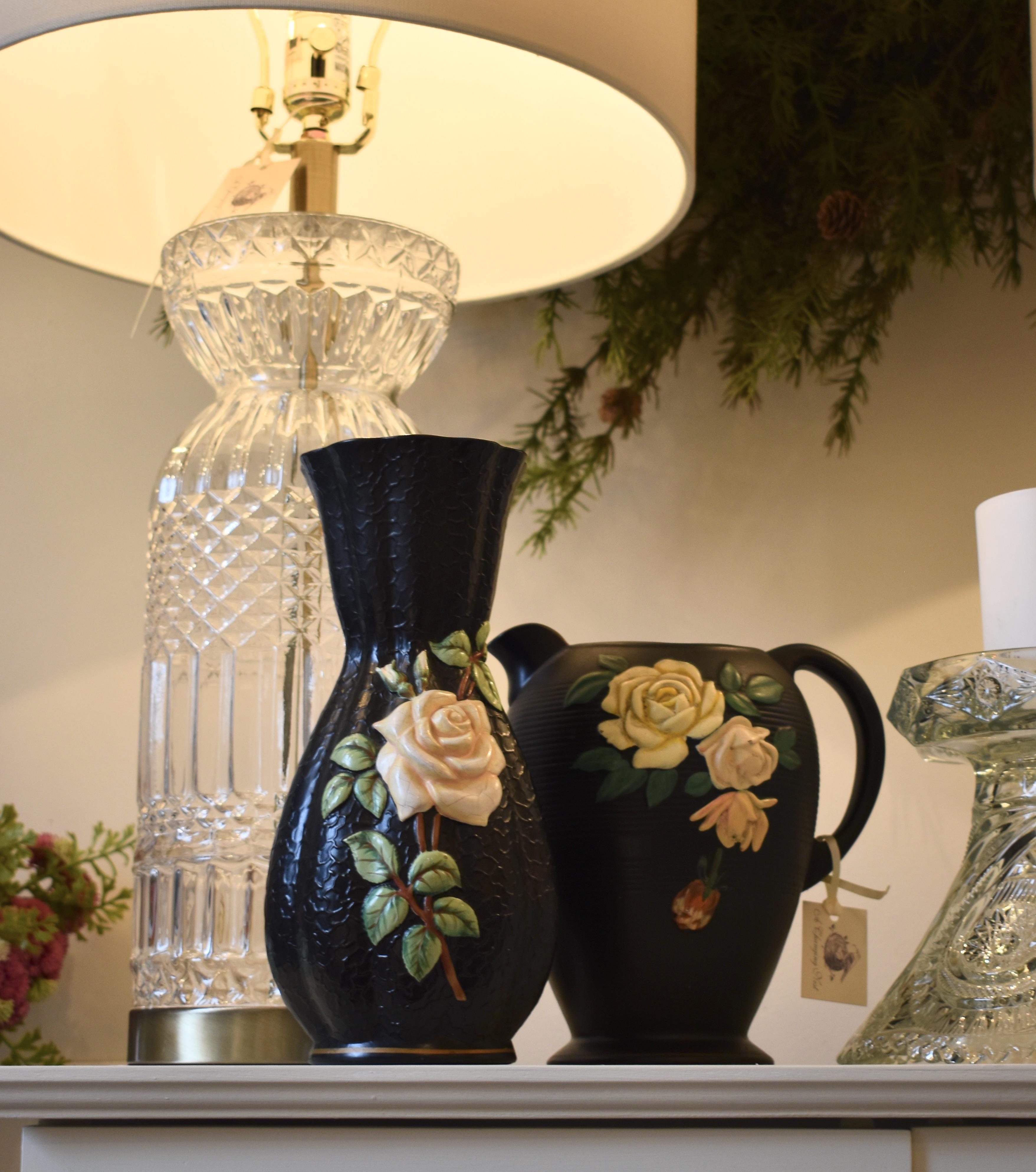 Brentleighware Vase and Jug