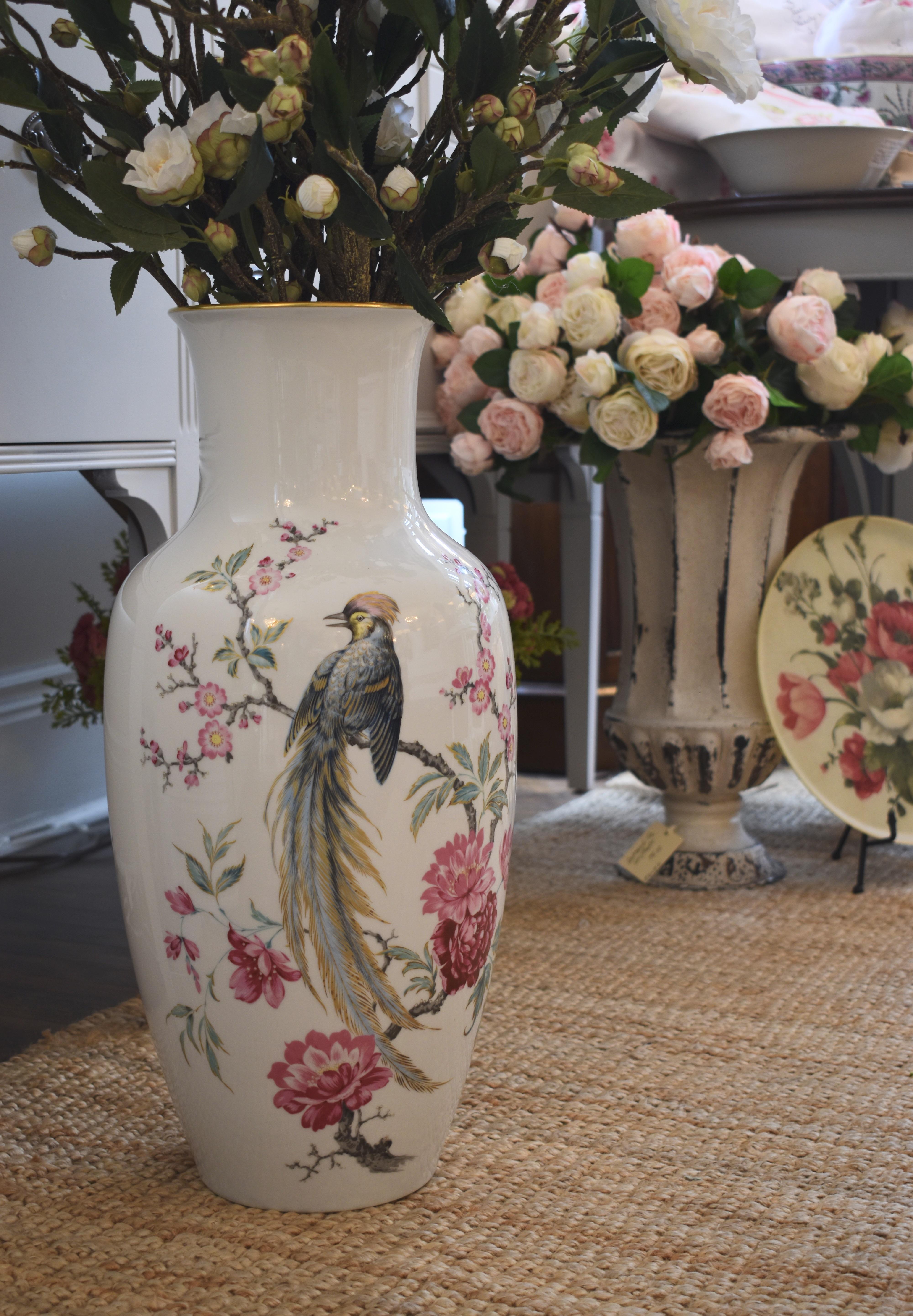 Vintage Kaiser Floor Vase