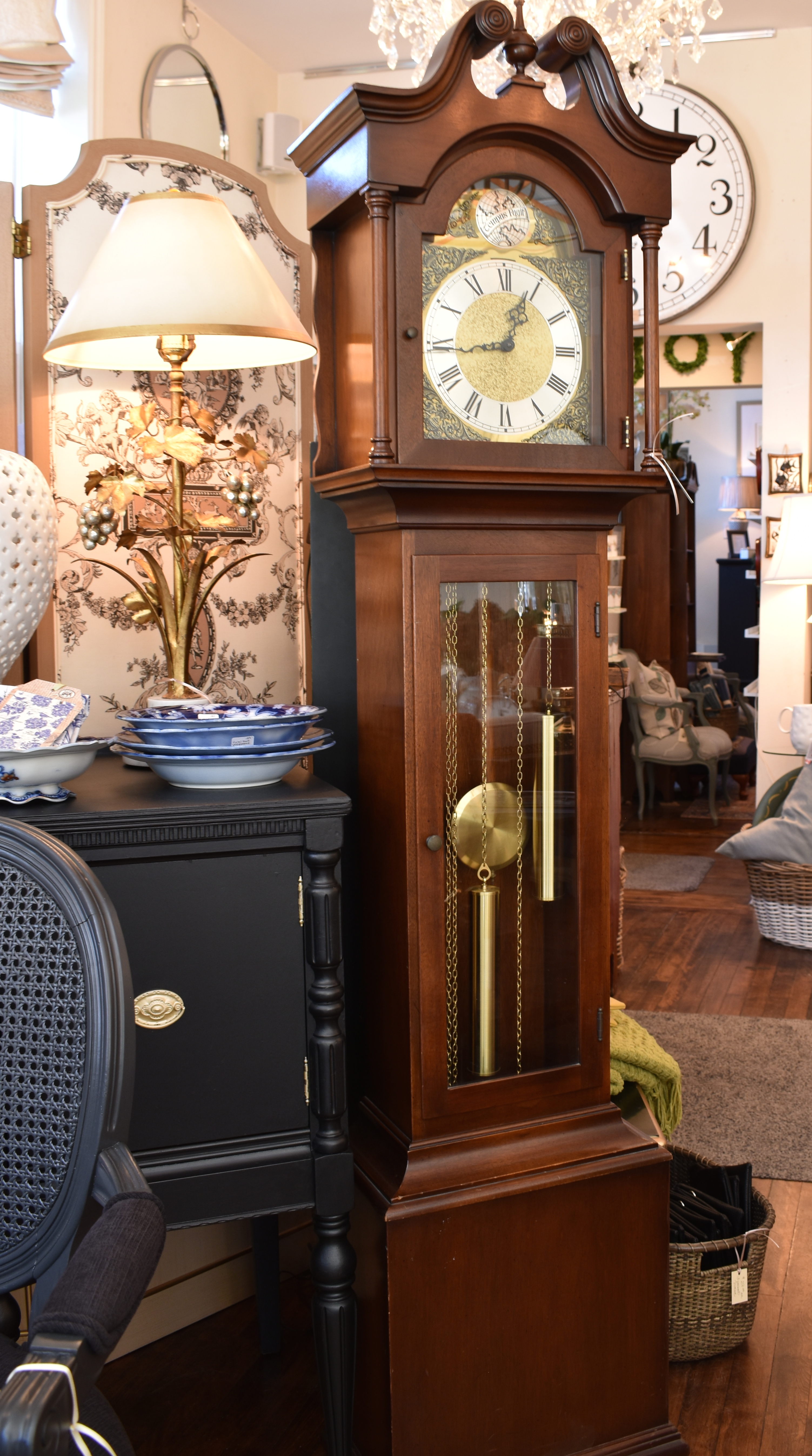Grandmother Clock -