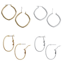 Square and Long Hoops