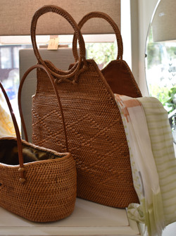 Large Trapeze Tote