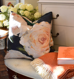 Designer Cushion - Artist Charlotte Lync