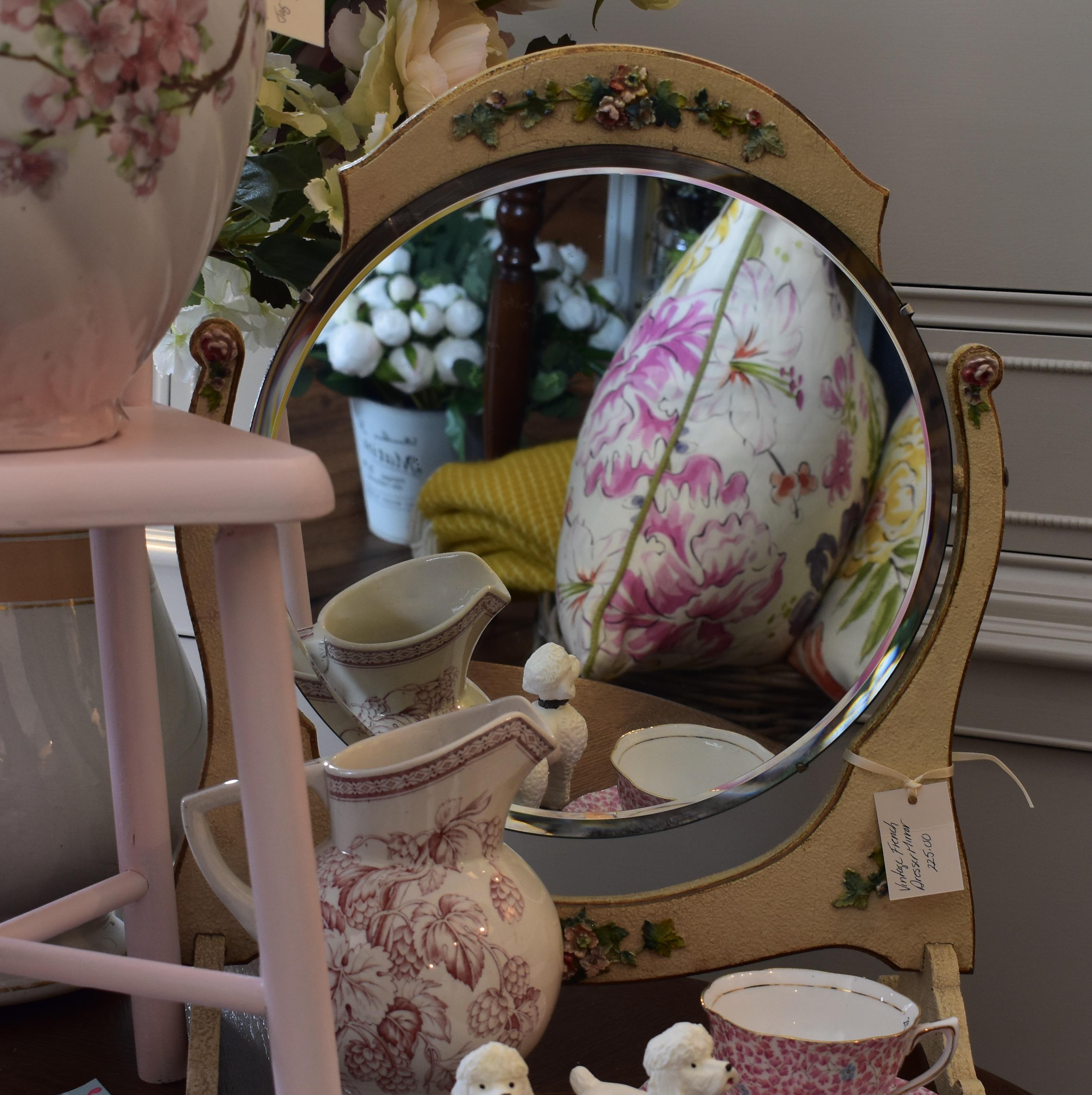Vintage Dresser Mirror