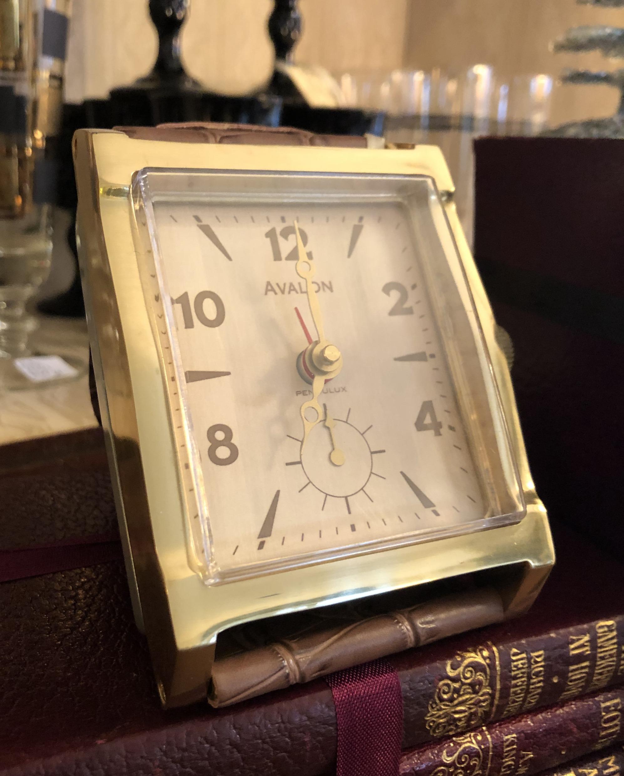 Small Bedside Clock