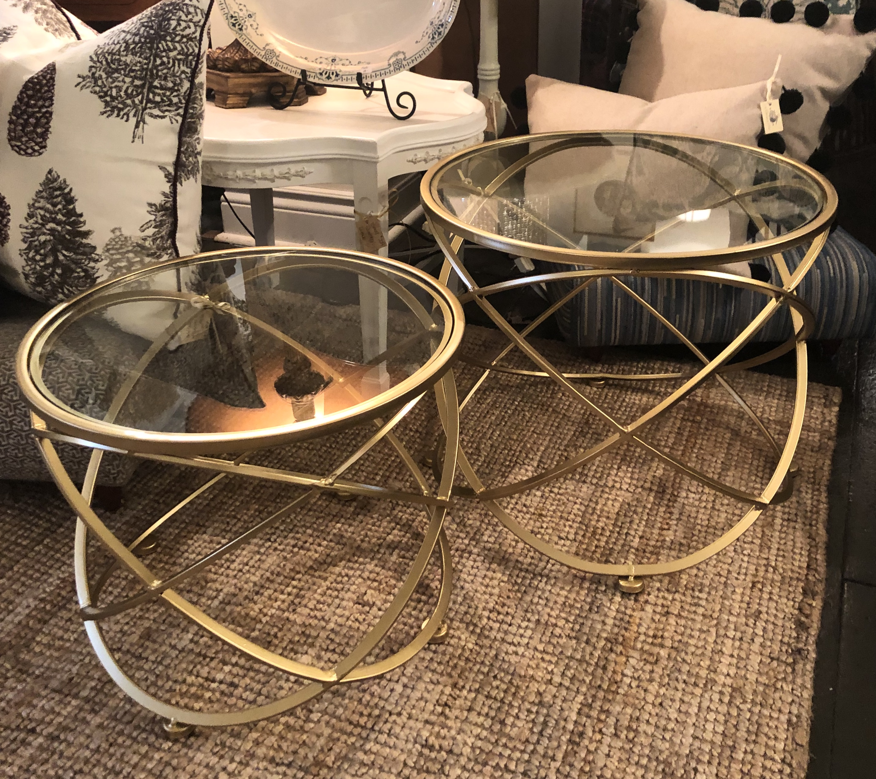 Tempered Glass Coffee Tables