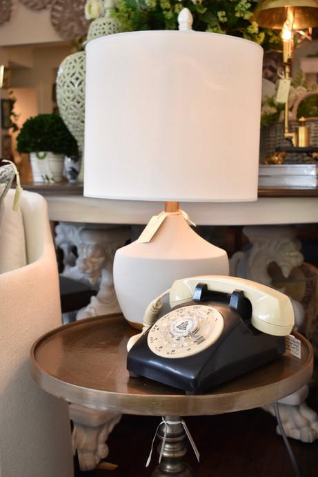 Vintage Telephone - Panda